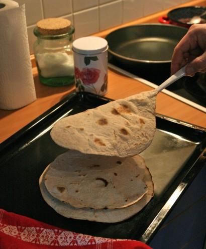 domácí tortilly jsou jednoduché jako facka!